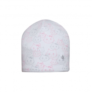 Barbaras tüdrukute müts CU33/C, Valge