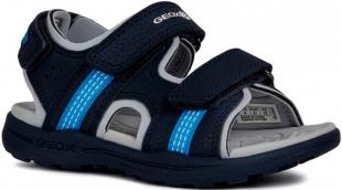 UUS KOLLEKTSIOON Geox`i poiste sandaalid VANIETT, CF4N4 T.sinine/türkiis