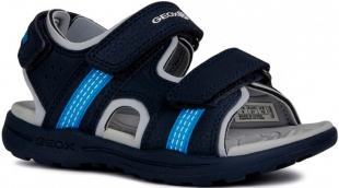 Geox`i poiste sandaalid VANIETT, CF4N4 T.sinine/türkiis