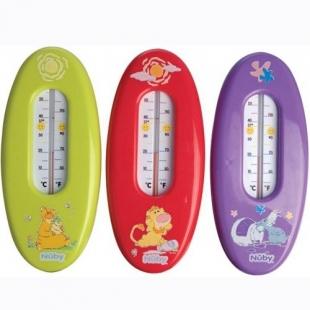 Nuby vannitermomeeter ID4615, Värvilised