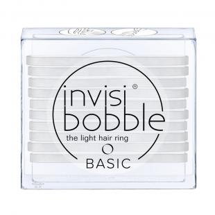 Invisibobble Basic juuksekummid IB-BA-PC10002, Läbipaistev