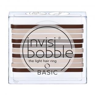 Invisibobble Basic juuksekummid IB-BA-PC10003, Mocca pruun