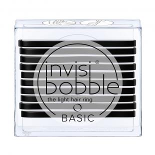 Invisibobble Basic juuksekummid IB-BA-PC10001, Must