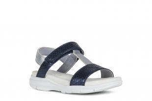 UUS KOLLEKTSIOON Geox`i tüdrukute sandaalid SUKIE, C0832t.sin/helehal