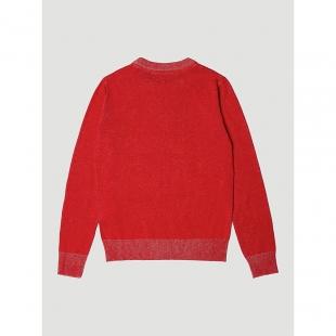 GUESS kids´i poiste kootud džemper, Punane