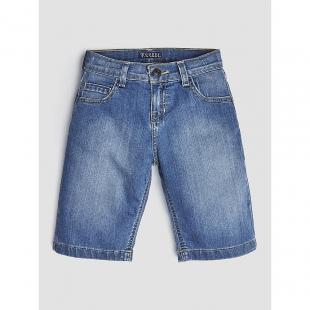 GUESS Kids poiste lühikesed teksapüksid, Sinine