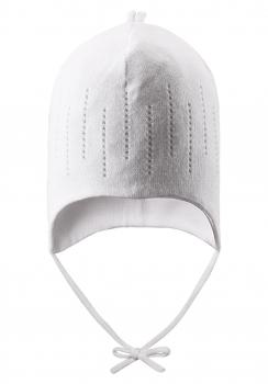 Reima müts VADELMA 518341, 0100 Valge