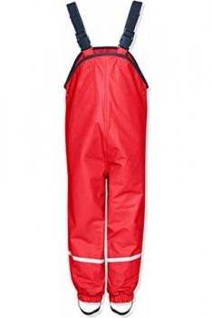 Playshoes fliisvoodriga vihmapüksid 408622, 8 punane