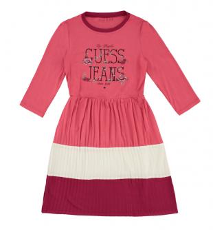 GUESS Kids kleit, Punane