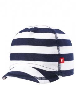 Reima müts WAFER 518398, 6984 t.sin/triibuline