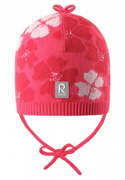 Reima müts BRISKY 518404, 3360 Maasika punane