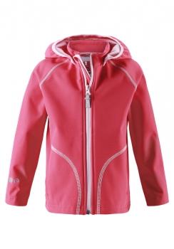 Reima softshell jakk VANTTI 521503, 3360 Maasika punane