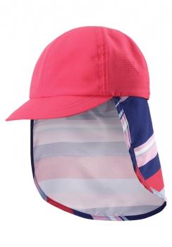Reima sunproof müts ALYTOS 528532, 3360 Maasika punane