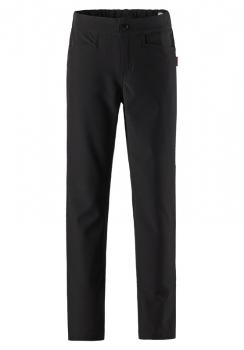 Reima softshell püksid IDOLE 532102, 9990 Must