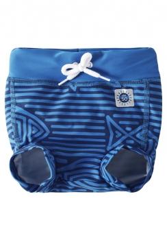 Reima sunproof väikelaste ujumispüksid BELIZE 582022, 6531 Sinine triibuli