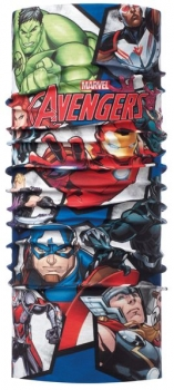 BUFF kaelasall Superheroes Avengers Time, kirju