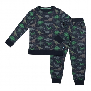 Charlie Choe poiste pidžaama 42Z-28924, tumesinine