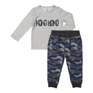 Koko Noko 2-osaline poiste pidžaama 37Z-29833, Hall