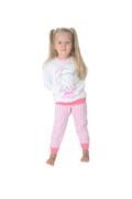Gary väikelaste pidžaama 140033, Heleroosa