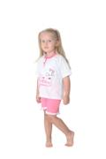 Gary tüdrukute pidžaama 145055, Roosa