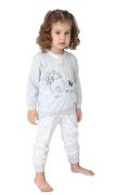 Gary tüdrukute pidžaama 160030, Helehall