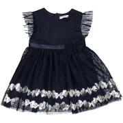 Birba tüdrukute kleit 95310, 70M Tumesinine