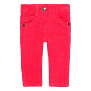 Boboli tüdrukute velvetpüksid 298009, Roosa