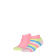 UUS! Tommy Hilfiger madalad sokid 2-ne pakk 354010001, 101green/pink