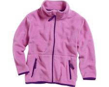 UUS! Playshoes fliisjakk Kontrast 420014, 18 roosa