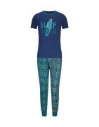 Charlie Choe poiste pidžaama 42C-35071, 24+44 Rohekassinine