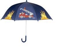 UUS! Playshoes vihmavari Tuletõrje 448590, 11 tumesinine