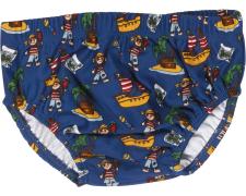 Playshoes väikelaste ujumispüksid Piraadisaar 460260, Sinine