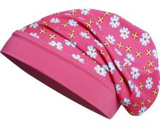 Playshoes UV-kaitsega müts Lilled 460276, 18 roosa
