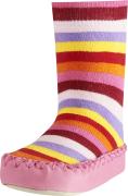 Playshoes sokk-sussid Triibud 481116, 14 heleroosa