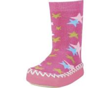 Playshoes sokk-sussid Täht 481118, 18 roosa