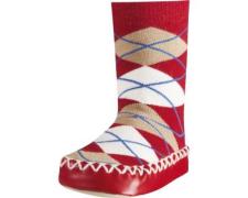 Playshoes sokk-sussid Romb 481120, 8 punane