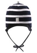 Reima müts KIVI 518451, 6981 Tumesinine/triib.