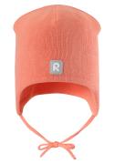 Reima k/s müts KIVI 518510, 3160 Korallroosa