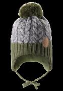 Reima müts PAKKAS 518537, 8930 Khakiroheline
