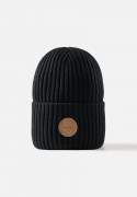 UUS! Reima® k/s müts Hattara 528681, 9990 Must