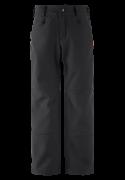 Reima® sügise softshell püksid MIGHTY 532189, 9990 Must