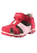 Reima väikelaste sandaalid MESSI 569301, 3360 Maasikapunane