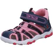 Tom Tailor sandaalid 6972801, Roosa/Sinine