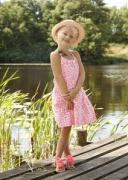 Kids-UP kleit LEO 7404854, Roosa