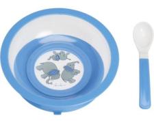 Playshoes toidunõudekomplekt 788149, 7 sinine