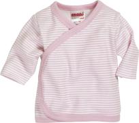 Playshoes puuvillane hõlmikpluus 800203, 586 valge/h.roosa