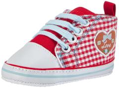 Playshoes beebitüdruku ketsid Süda 121541, 8 punane