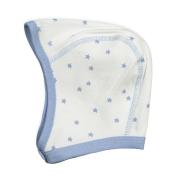 Joha puuvillane imikumüts 99510, 2273 sinine/valge