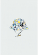 Boboli tüdrukute müts 202116, 9565 trükk/lilleline