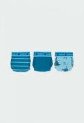 UUS! Boboli aluspüksid 3-pakk Kollid 933083, 9639 udusinine/trii